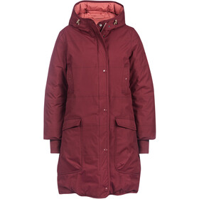 Finside Smilla Winterjacket Women cabernet/rose